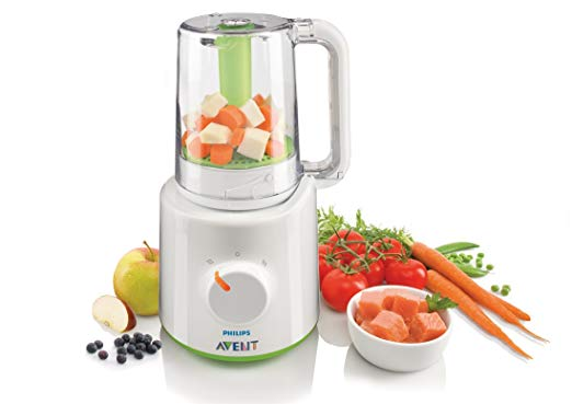 Philips Avent Easy Pappa 2in1