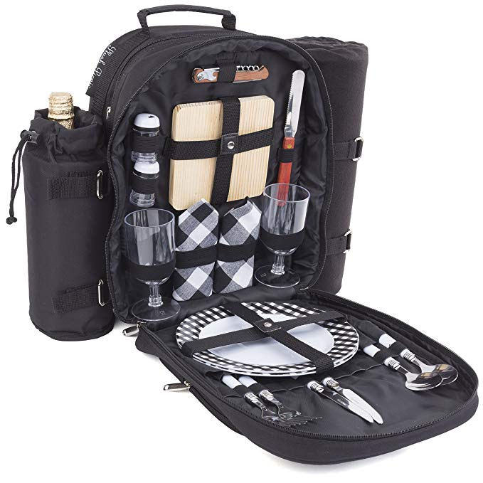Picnic Backpack from Plush Picnic