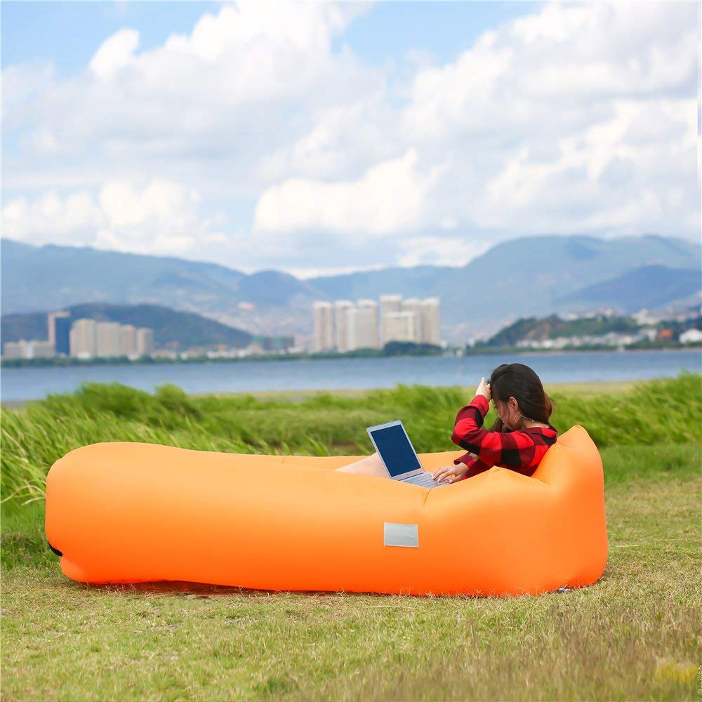 Portable Inflatable Lounger from WEKAPO