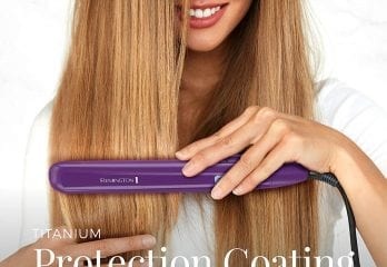 "Remington 1"" Flat Iron"