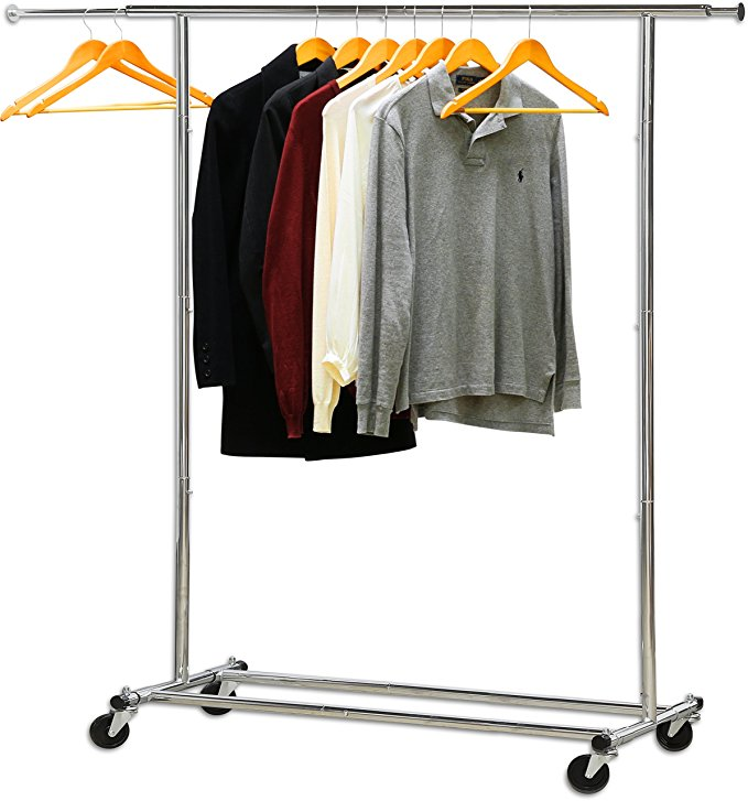 Basics Hardware Commercial Grade Garment Rack