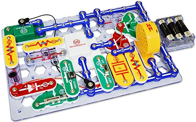 Snap Circuits 203 Electronics Exploration Kit