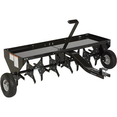 Strongway Tow-Behind Plug Aerator