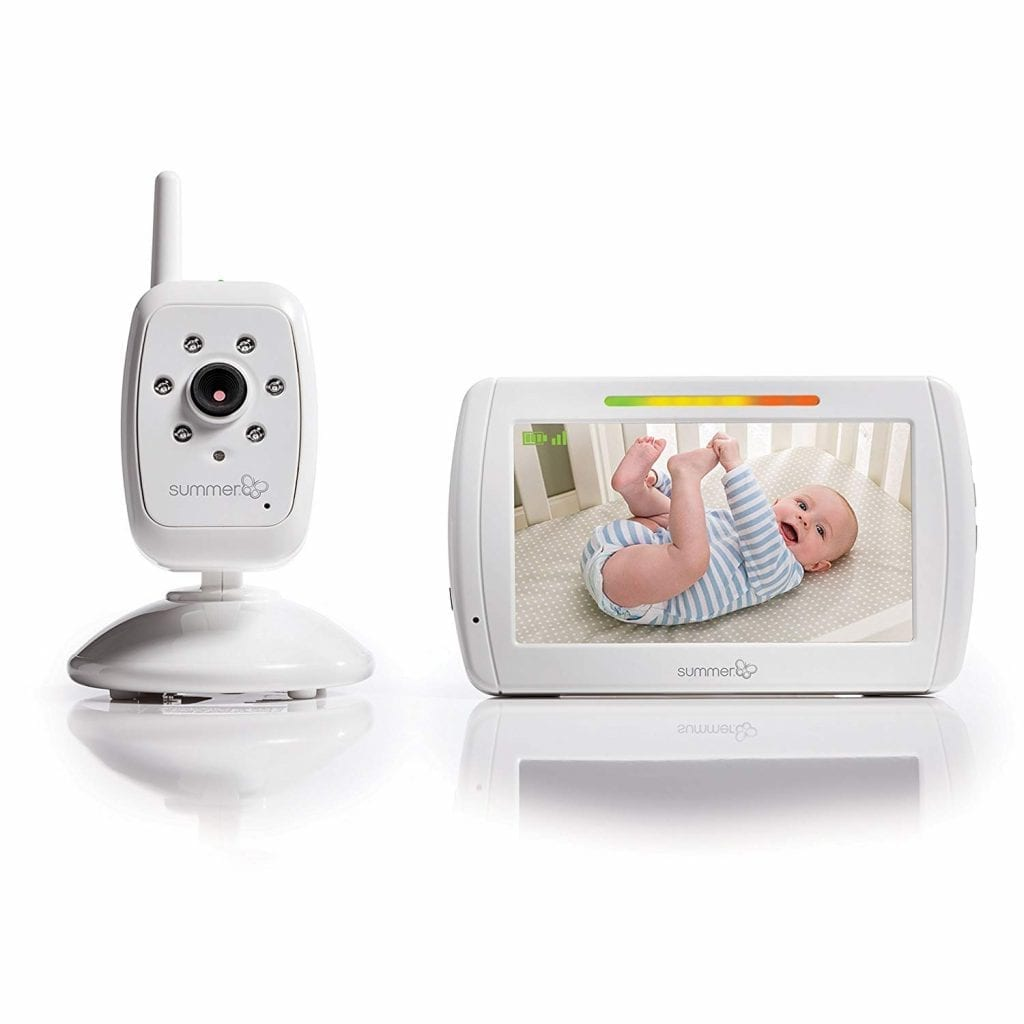 Summer Infant In View Digital Video Baby Monitor