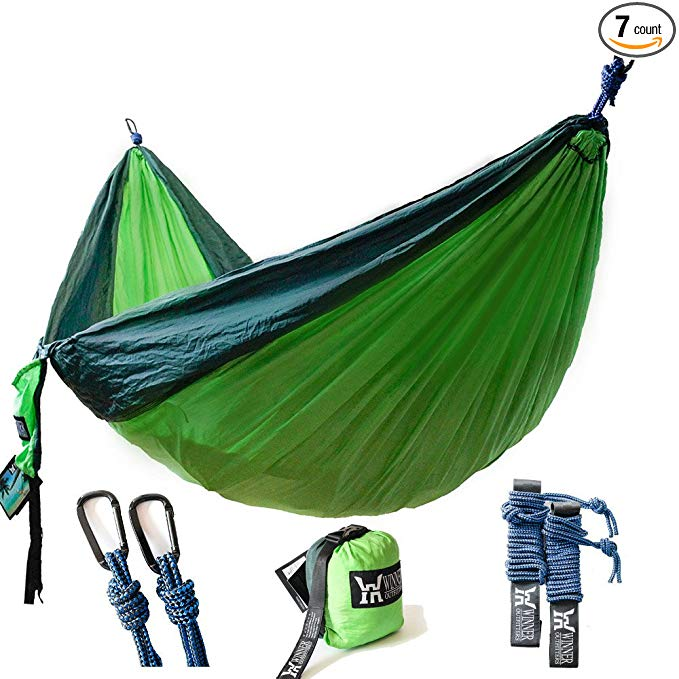 WINNERS OUTFITTERS Double Camping Hammock
