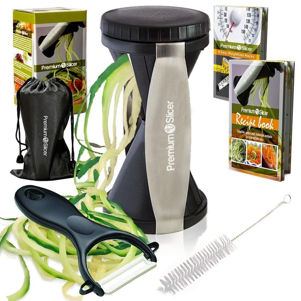 premium package vegetable spiralizer