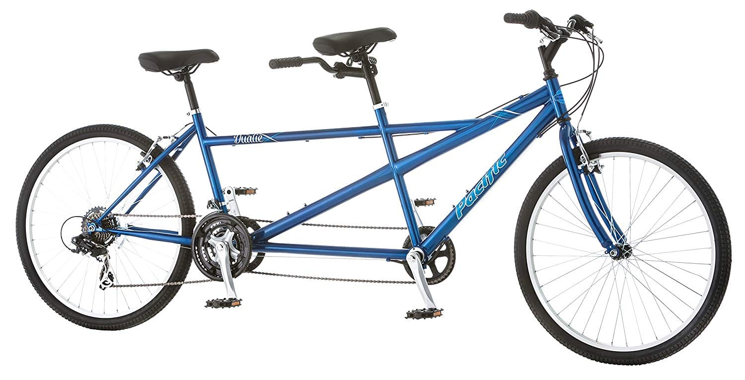 Pacific-Dualie-Blue-Tandem-Mountain-Bicycle