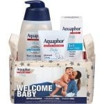 Aquaphor Baby Welcome Gift Set Value Size
