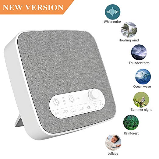 BESTHING Non-Looping Sleep Sound Noise Machine