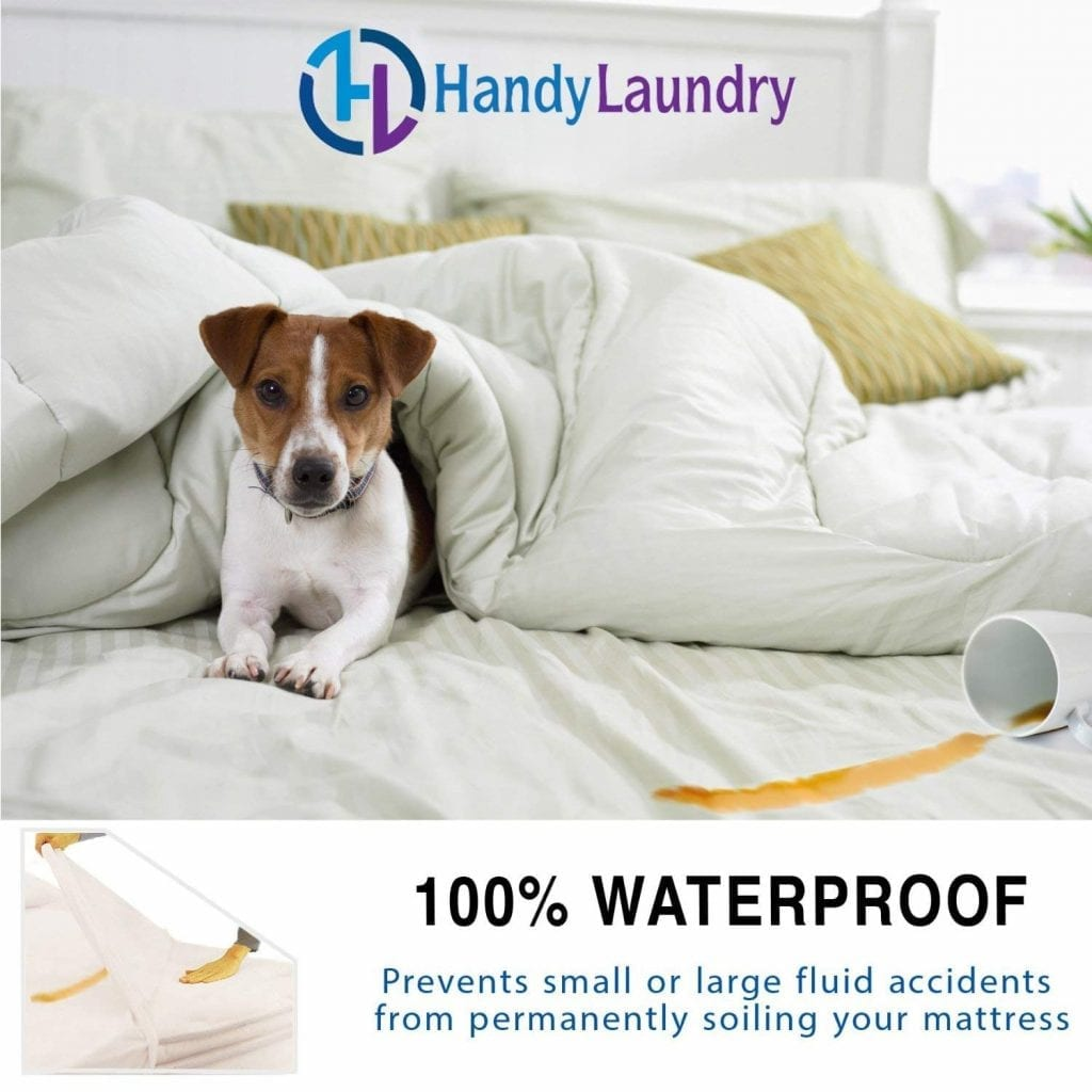 Handy Laundry's Waterproof Mattress Protector