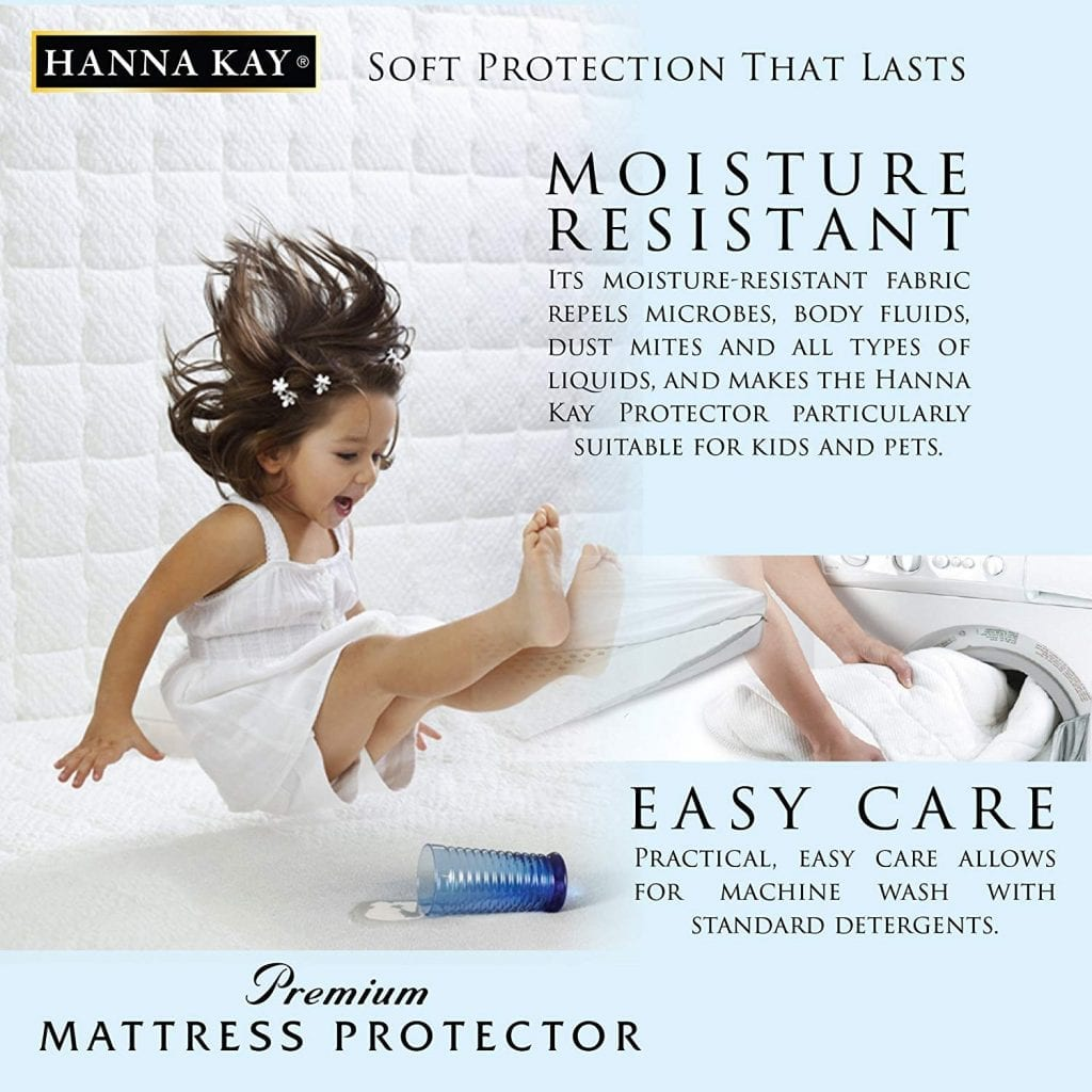Hanna Kay's Waterproof Mattress Protector