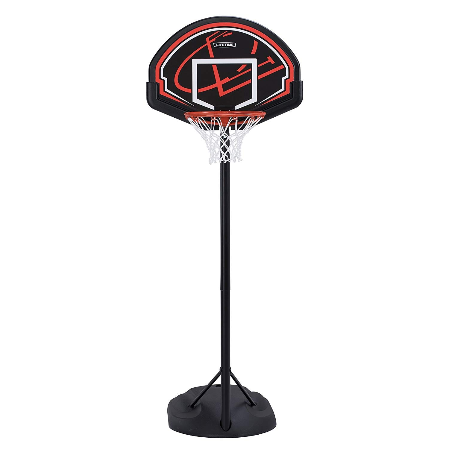 Lifetime 90022 Height Adjustable Basketball System for Youth