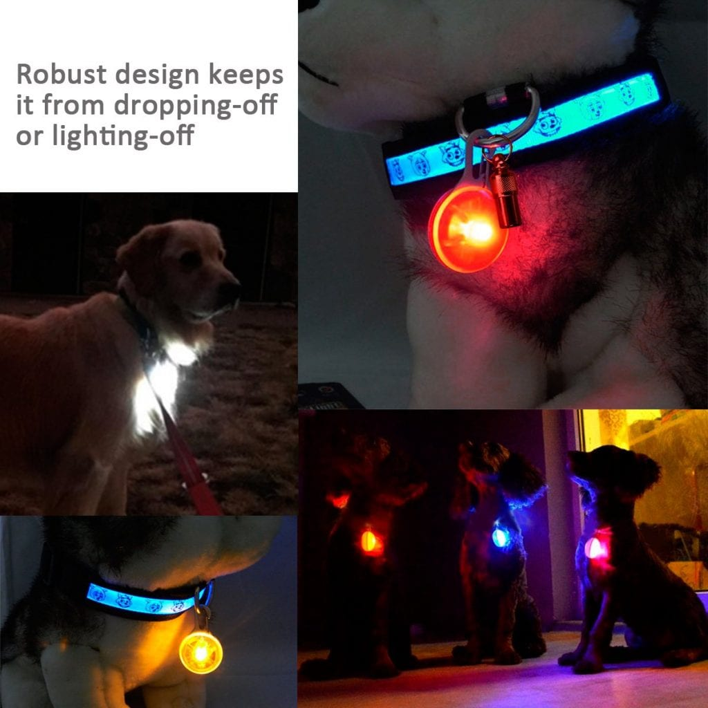 Morpilot Lighted Collars By Keenstone
