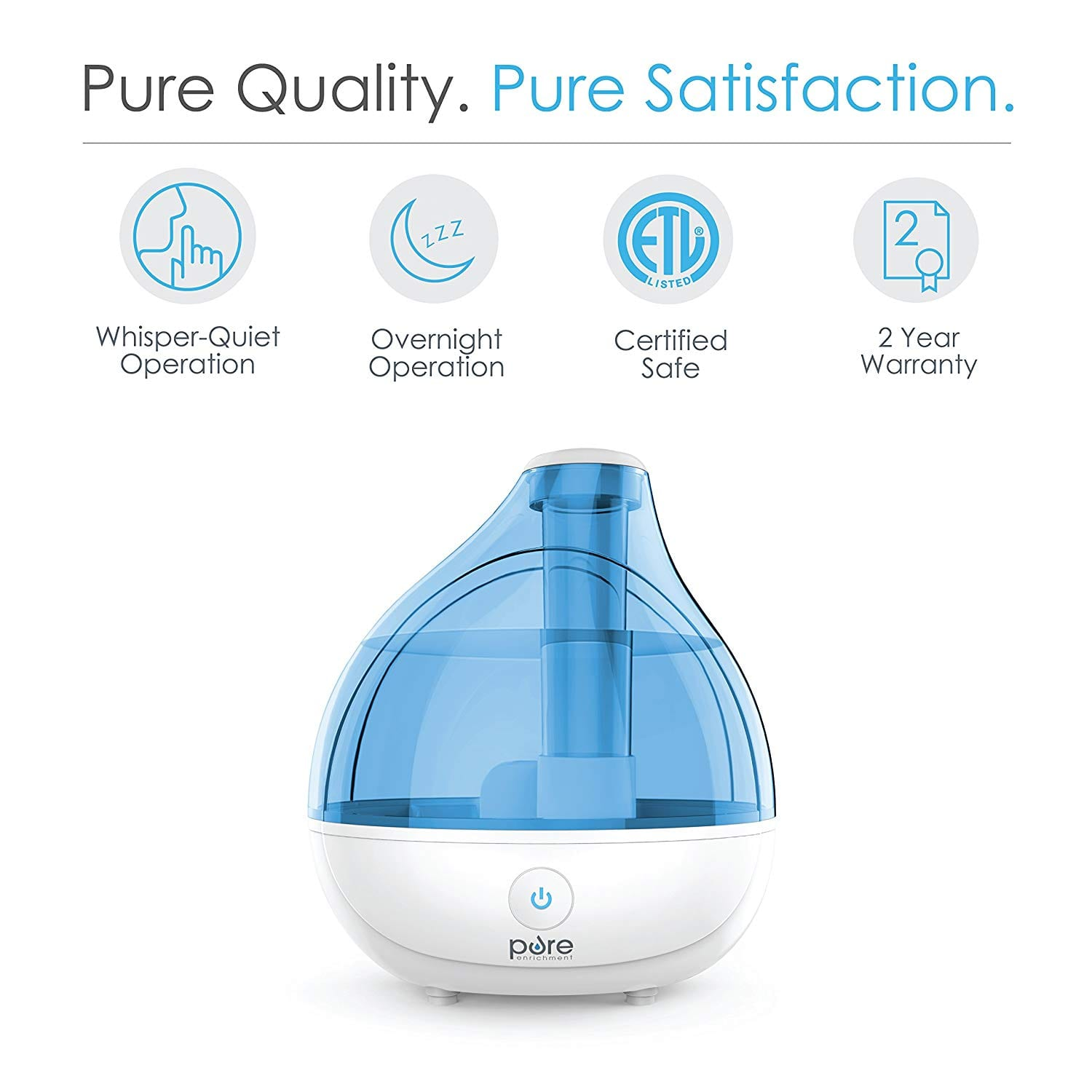 Pure Enrichment- MistAir Cool Humidifier