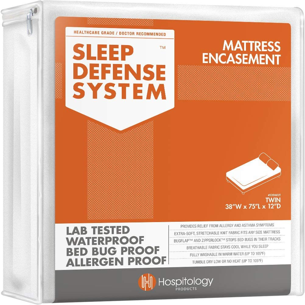 Sleep Defense Waterproof Mattress Protector