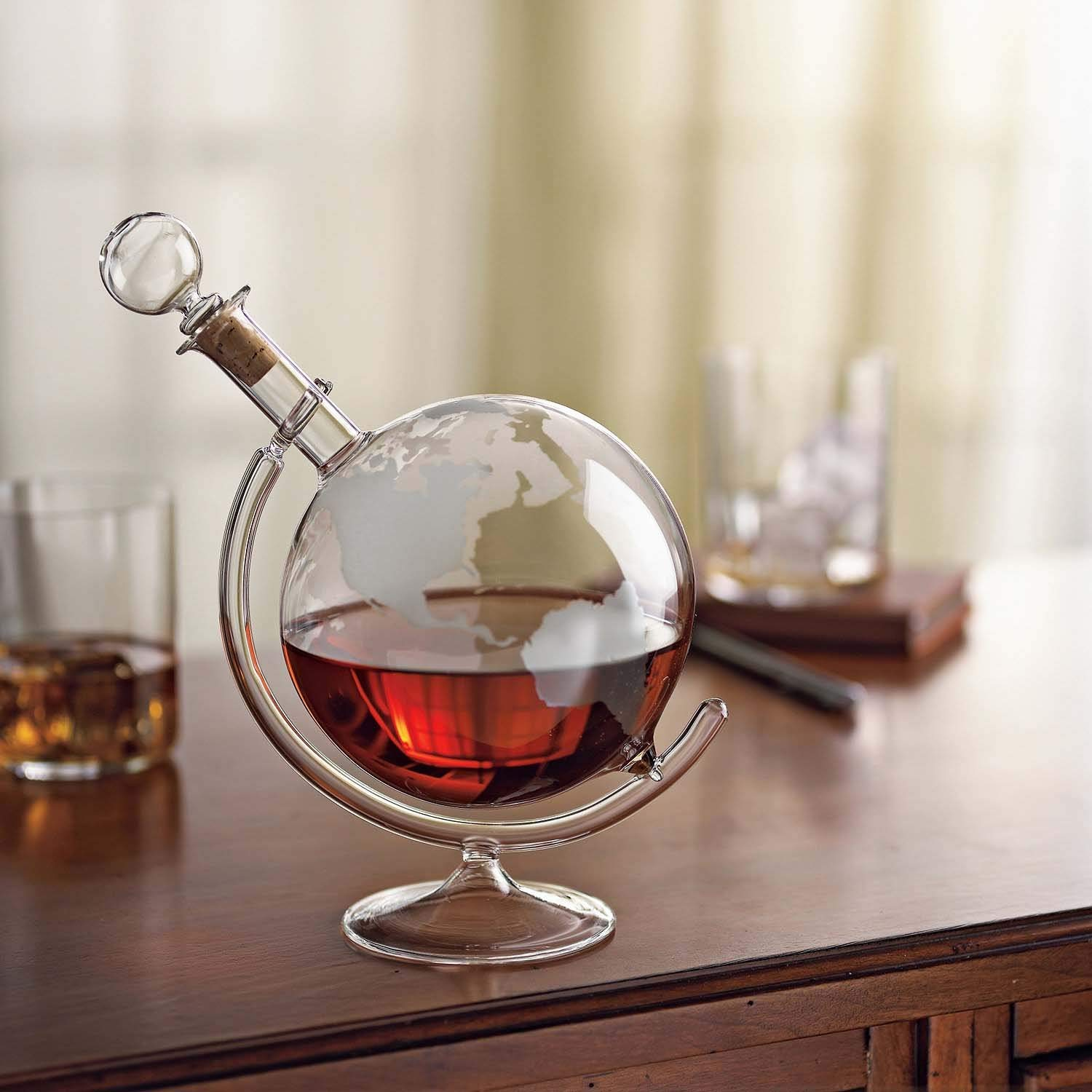 Wine Enthusiast Globe Decanter