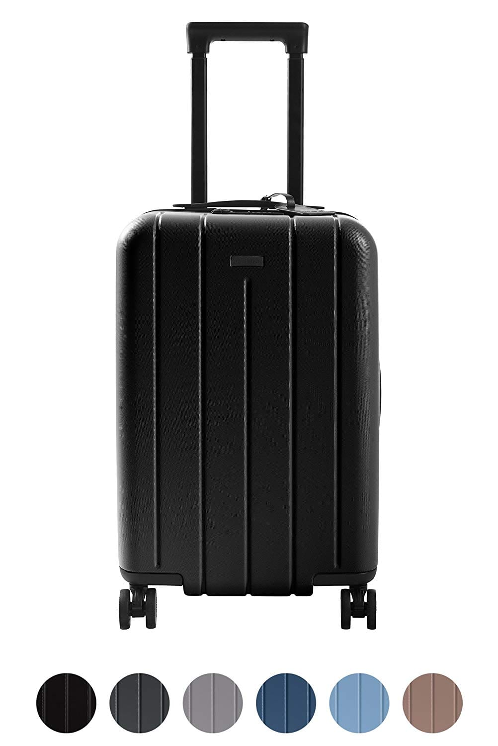CHESTER Carry-On Luggage Lightweight Suitcase for Men