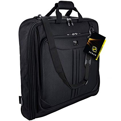 ZEGUR Suit Carry-On Luggage for Business Trips and Travel