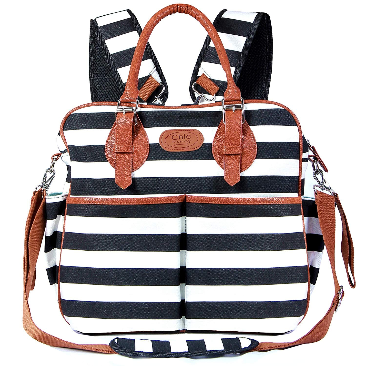 Chic Mommy Carry-On Shoulder Luggage for Women