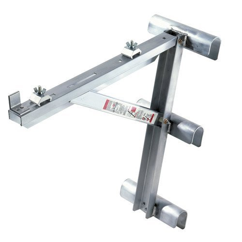 Werner AC10-02-03 Aluminum 3 Rung Long Body Ladder