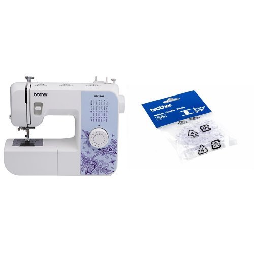 Brother XM2701 Full-Featured Lightweight Sewing Machine