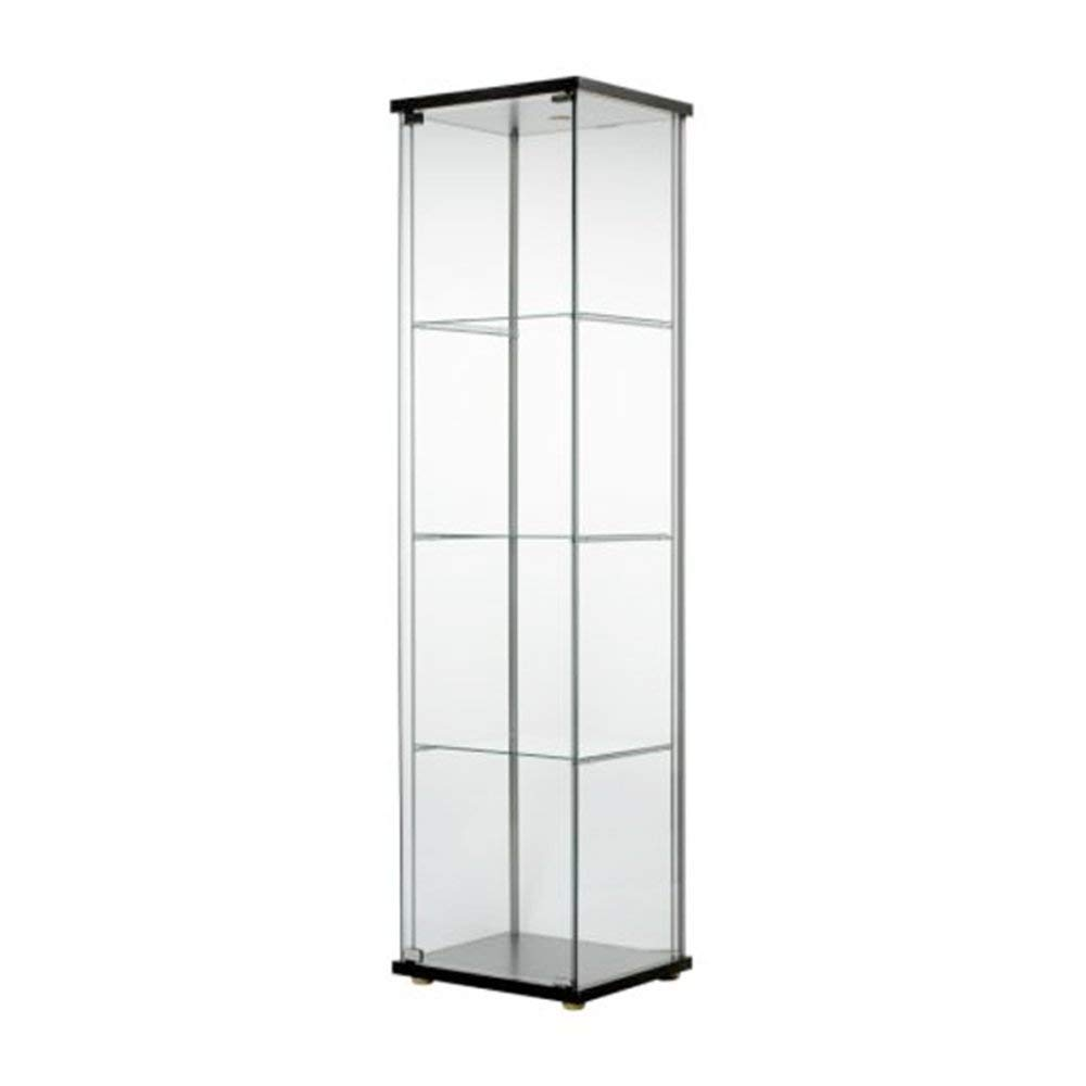 IKEA Home Indoor Glass Door Kitchen Cabinet