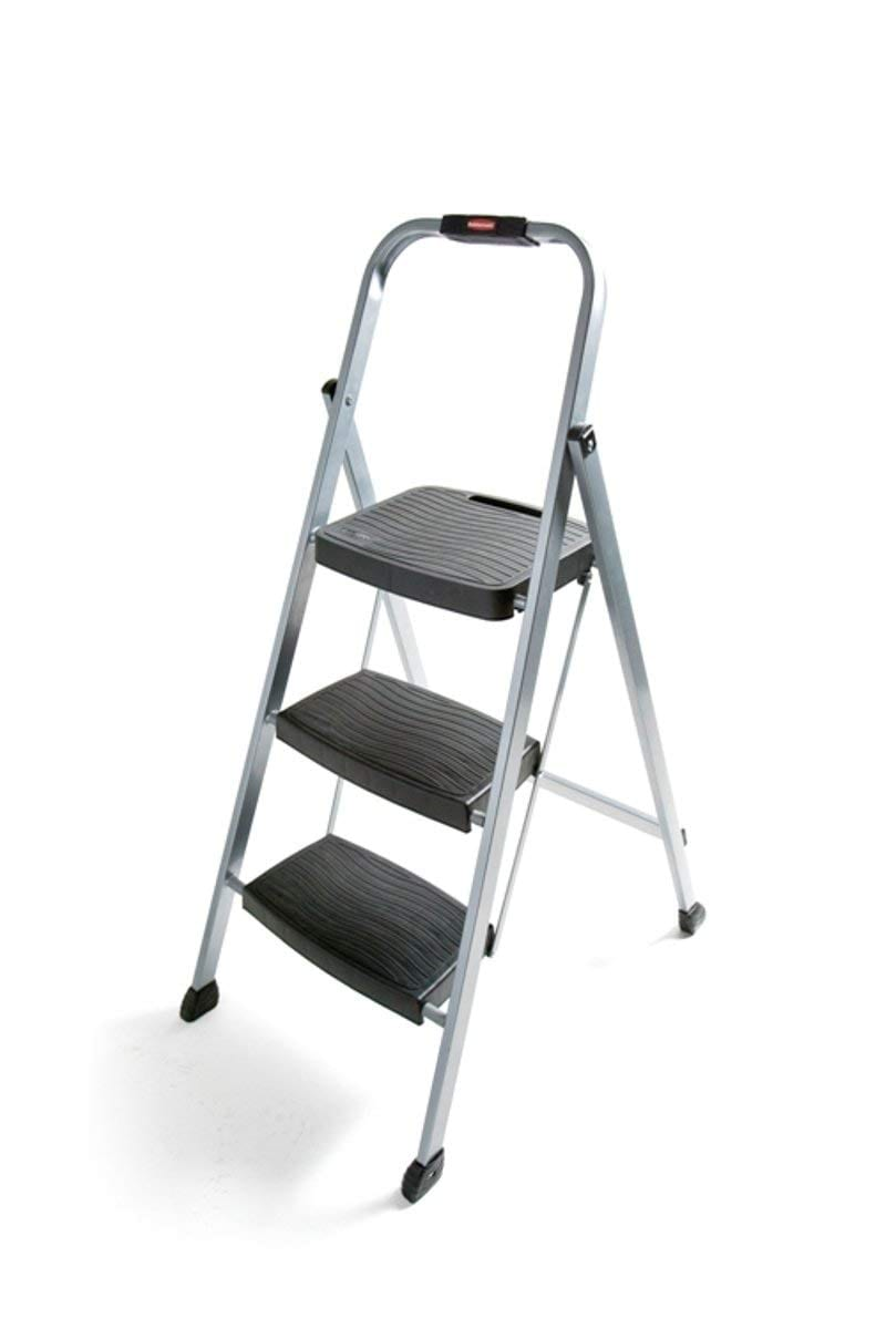 Rubbermaid RM-3W Folding Step Stool