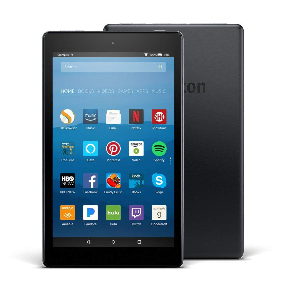 "Fire HD 8 Tablet 8"" HD Display with Alexa, with Special Offers"