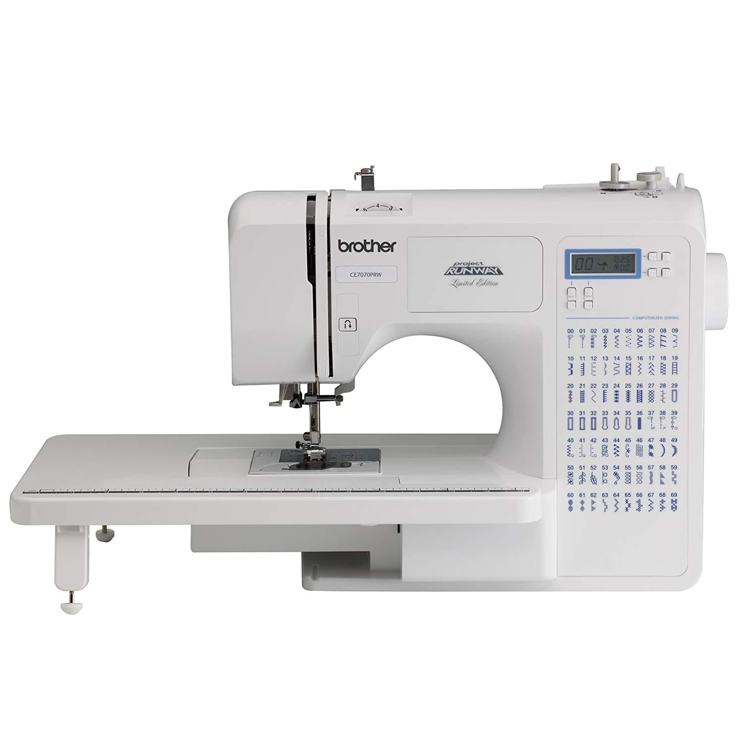 Brother Runway Project CE7070PRW Computerized 70-Stitch Sewing Machine