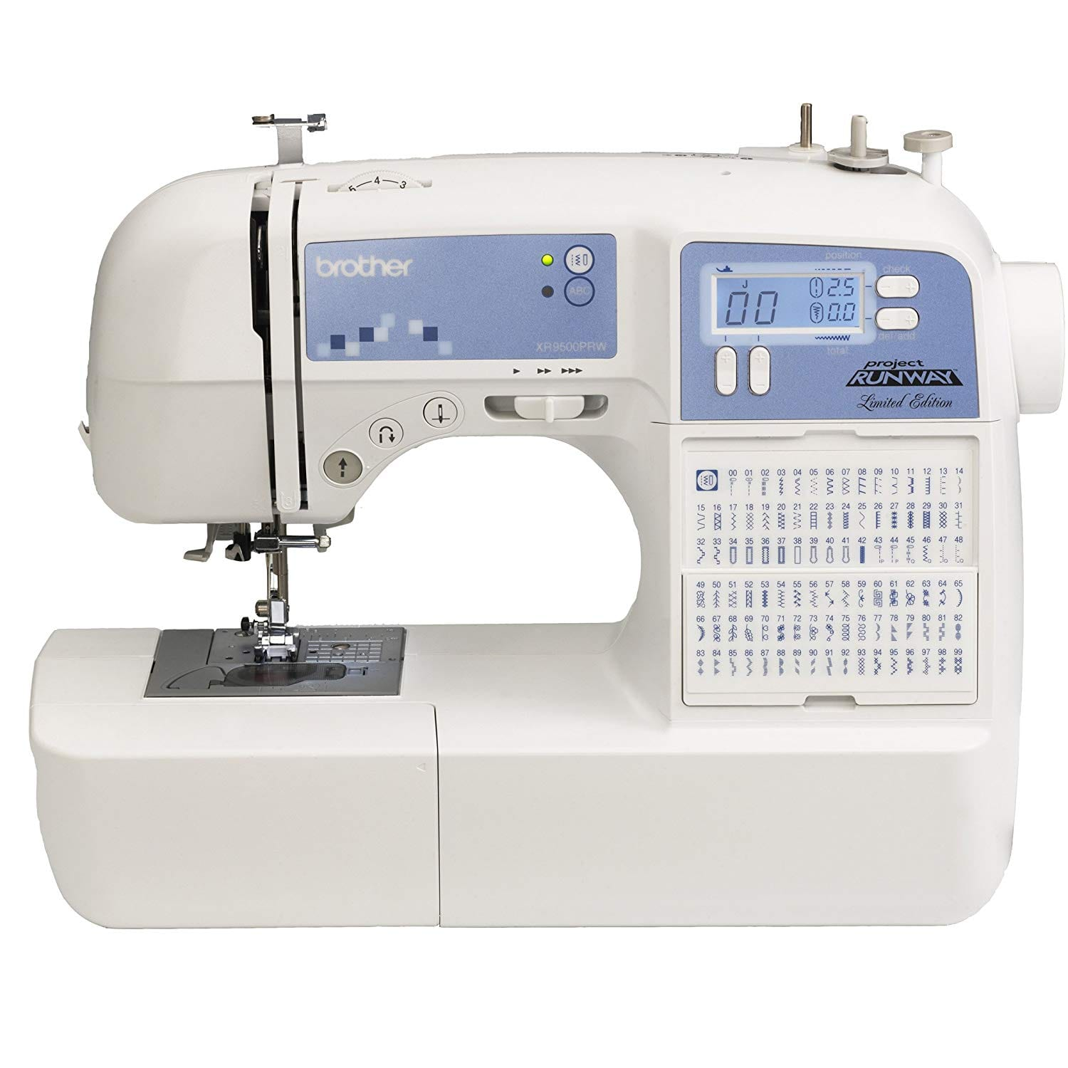 Brother Project Runway XR9500PRW Limited Edition
