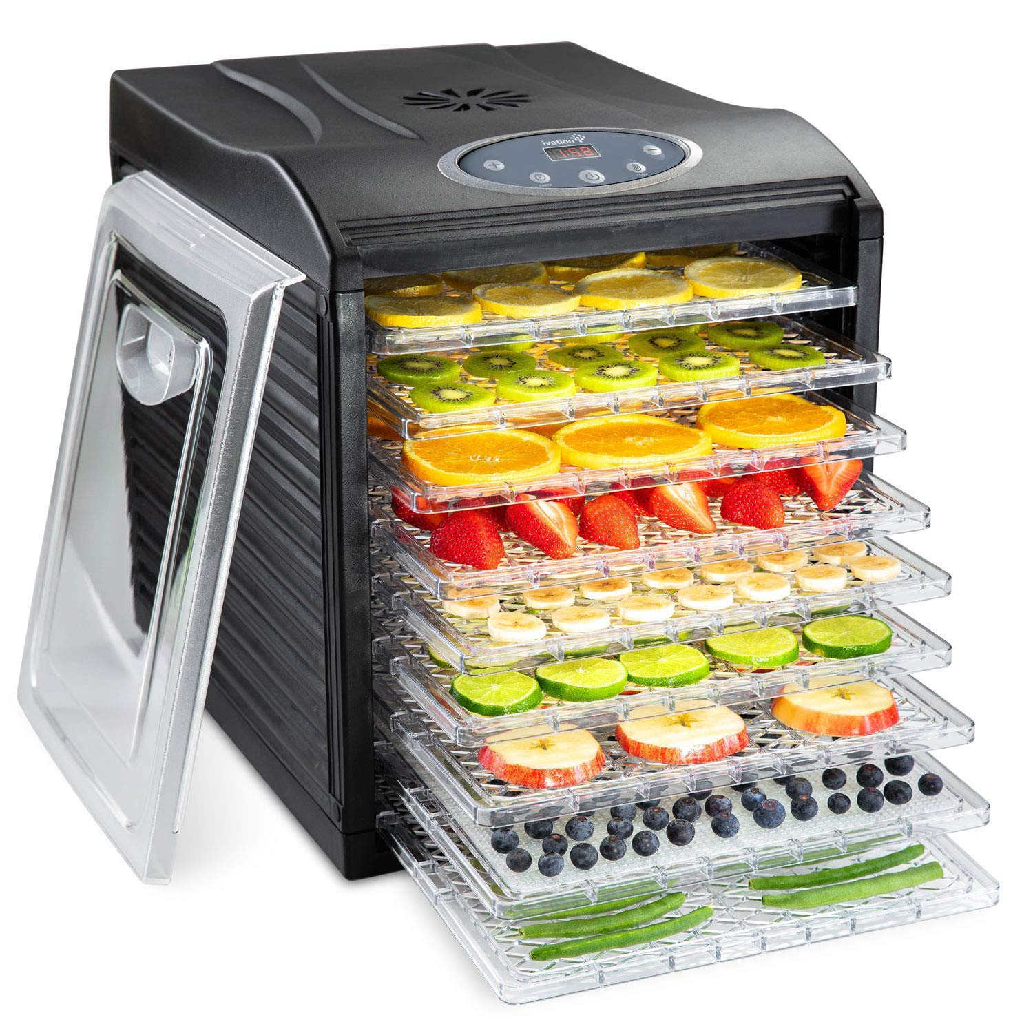 Top 10 Best Food Dehydrators In 2020 All Top Ten Reviews