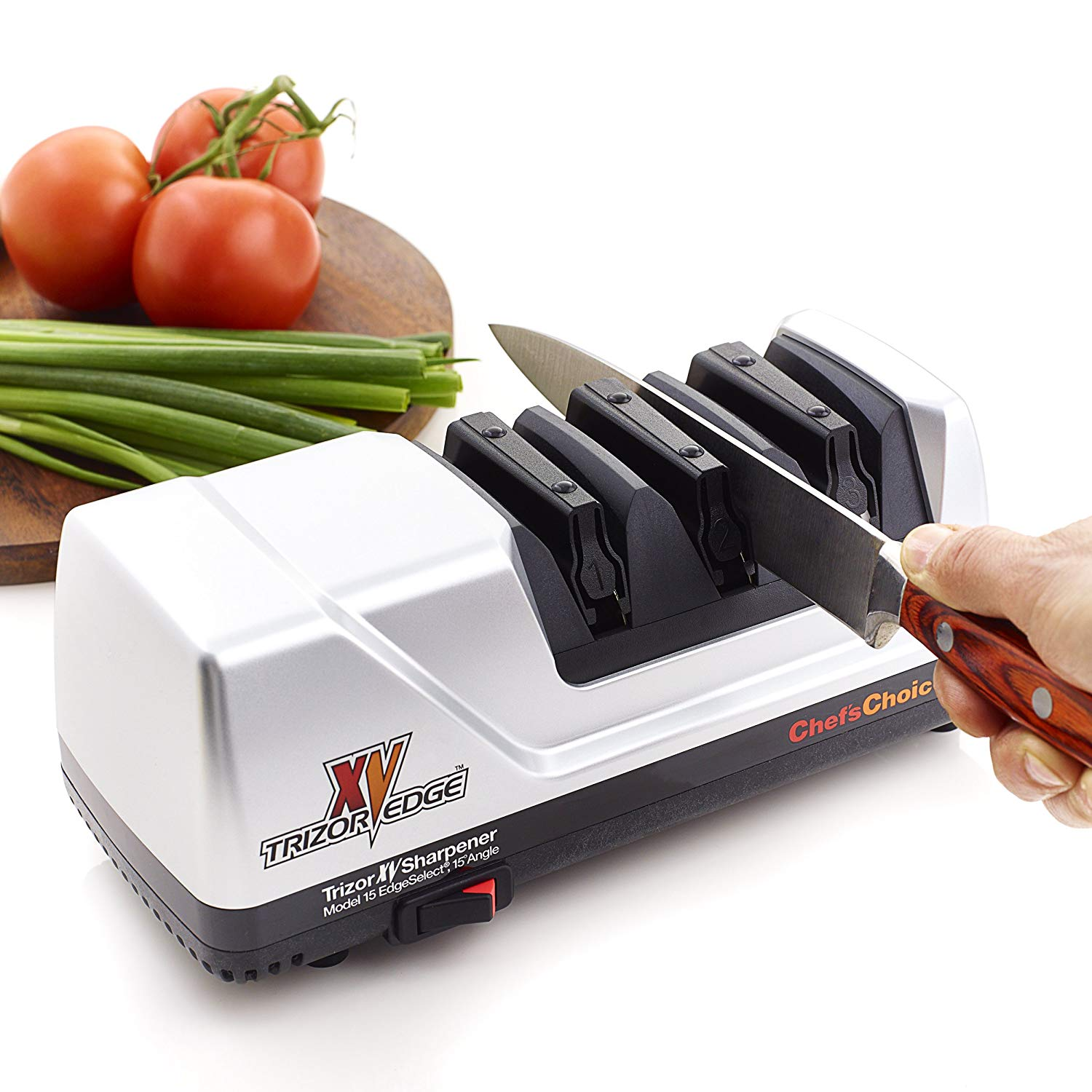 Chef's Choice 15 Trizor Knife Sharpener