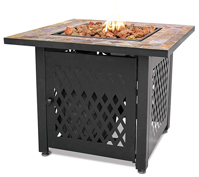 Endless Summer, Gas Outdoor Fireplace