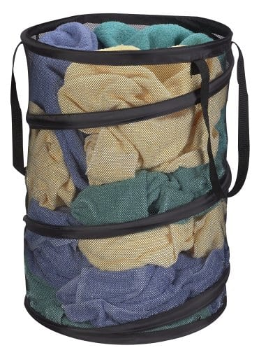 Household Essentials 2026 Pop-Up Collapsible Mesh Laundry