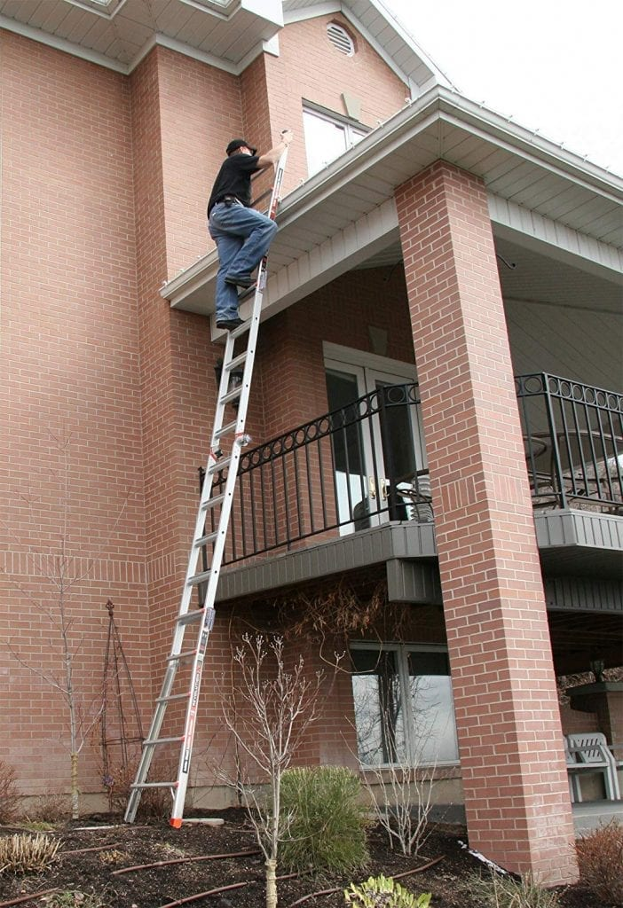 Little Giant 12022 RevolutionXE 22-Foot Multi-Use Ladder