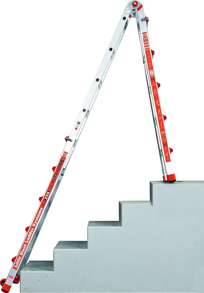 Little Giant 14016-001 Alta Type 1 22-foot Ladder