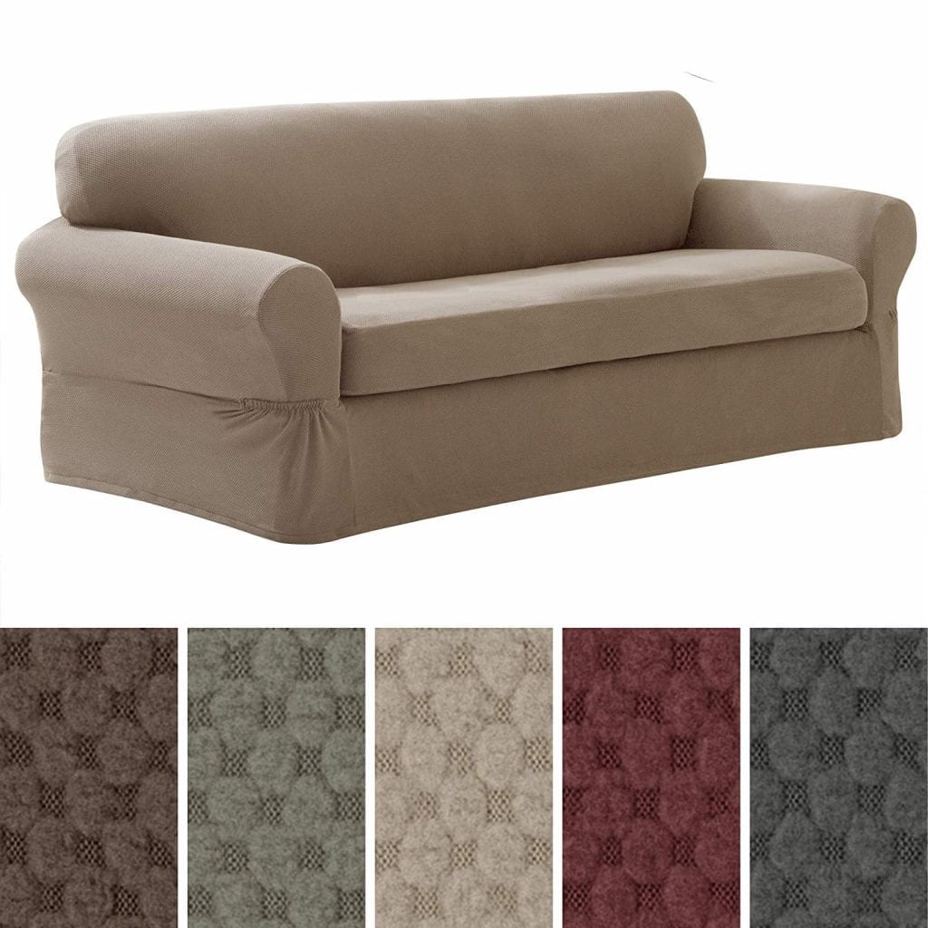 Fine Top 10 Best Sofa Covers In 2019 All Top Ten Reviews Alphanode Cool Chair Designs And Ideas Alphanodeonline