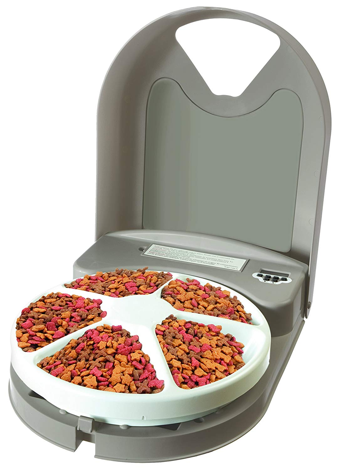 PetSafe 5-Meal Pet Feeder