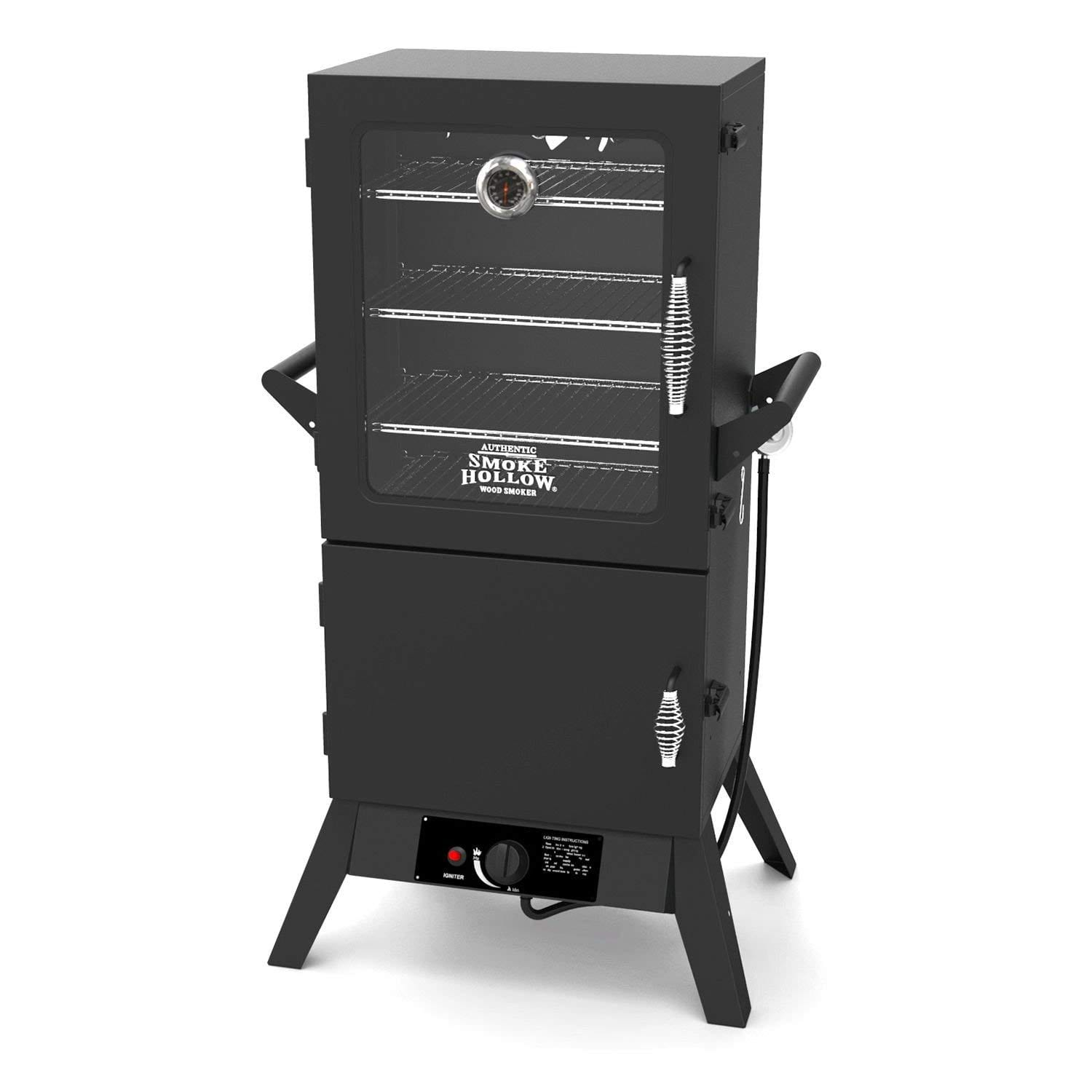 Smoke Hollow 38205GW 38-Inch Propane Gas Smoker with Window