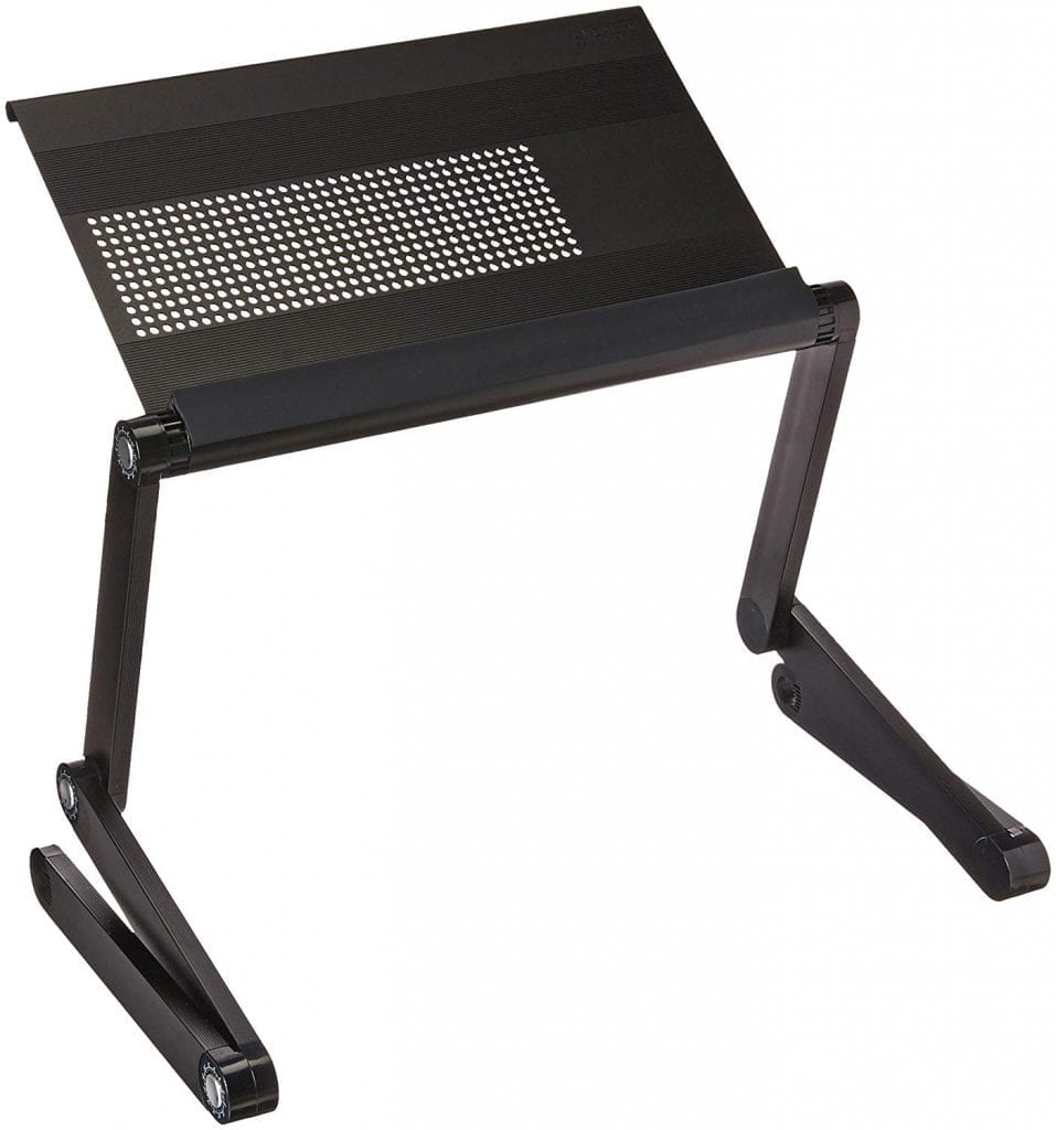 Uncaged Ergonomics Adjustable Height Stand Book Holder