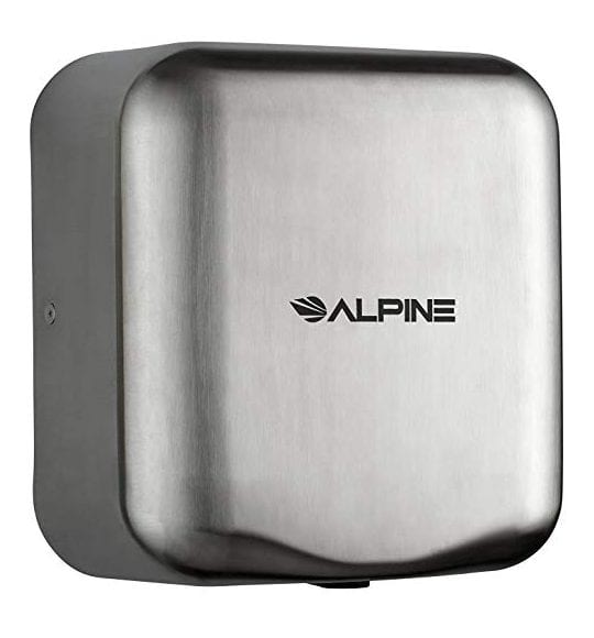 Alpine Hemlock Automatic Hand Dryer