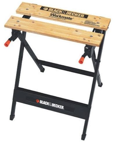 BLACK+DECKER WM125 Workbench
