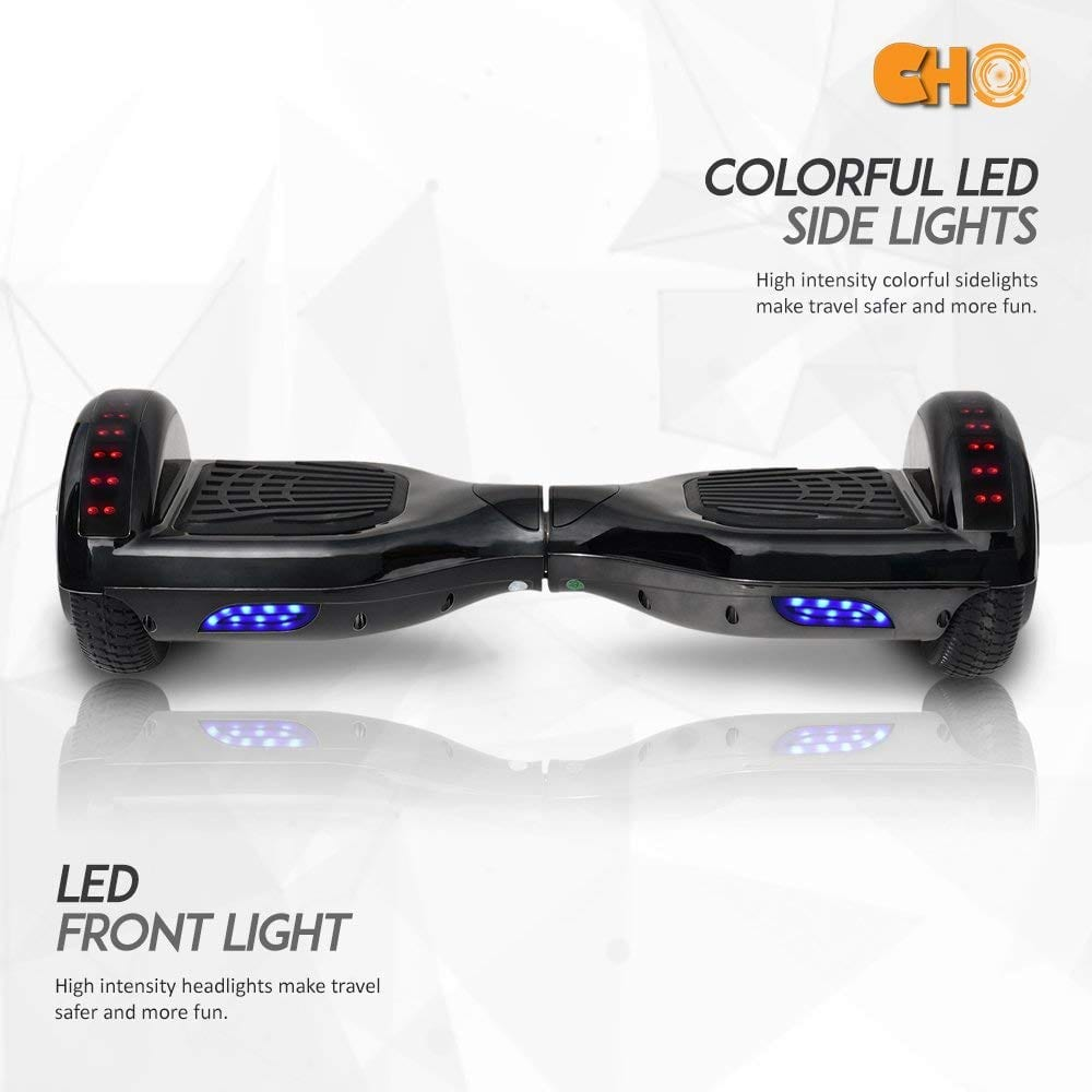 "CHO 6.5"" inch Wheels Electric Smart Self Balancing Scooter Hoverboard"