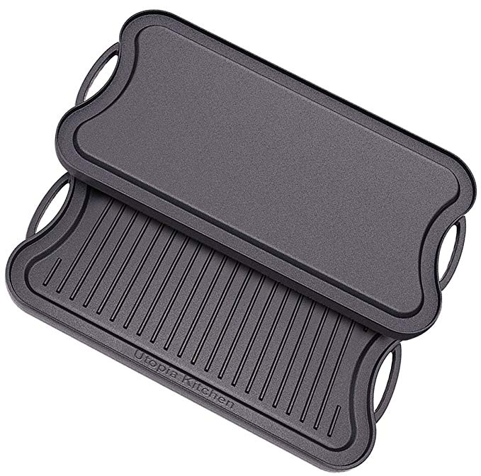 Cast-Iron-Reversible-Grill-Griddle