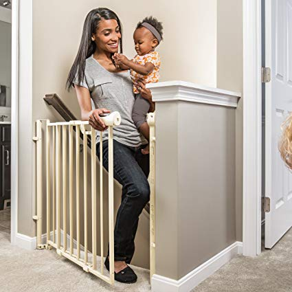 Evenflo-Walk-Thru-Top-of-Stairs-Gate