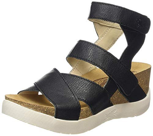 . FLY London Women's Wege669fly Platform Sandal