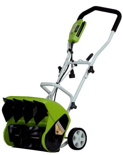 Greenworks 10-amp Electric Snow Shovel