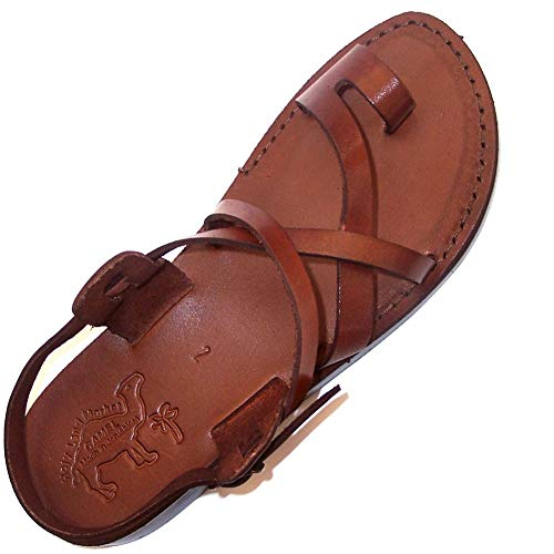Holy Land Market Unisex Biblical Leather Sandals