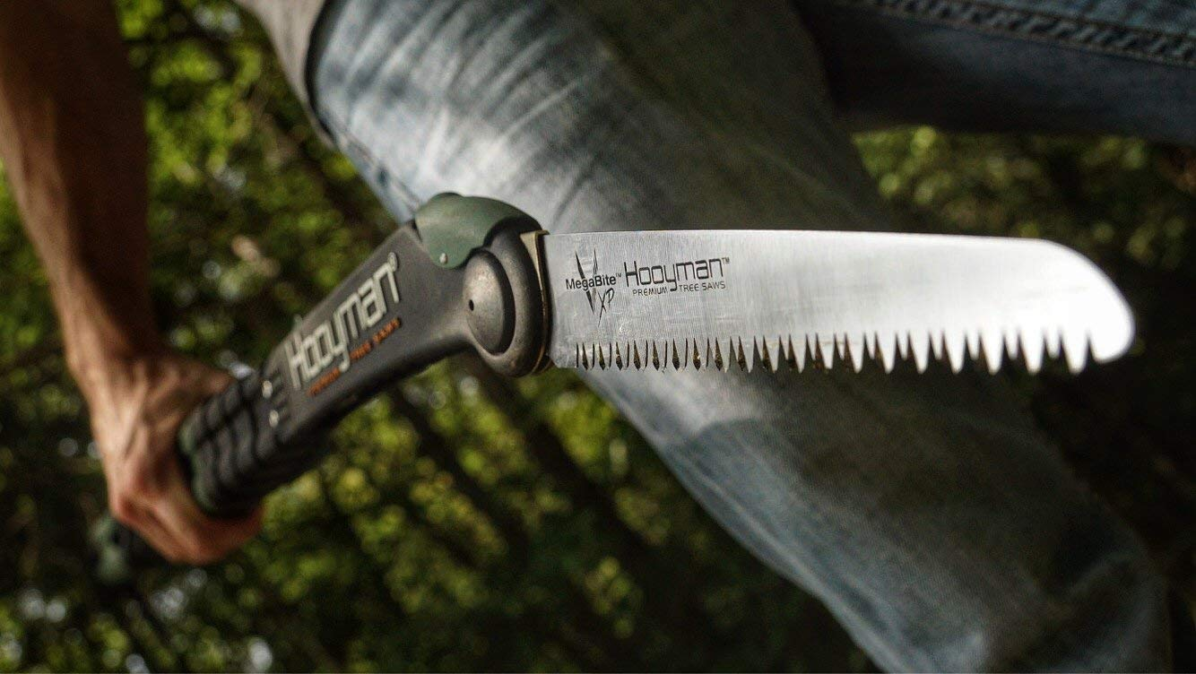 Hooyman Extendable Tree Saw for Camping