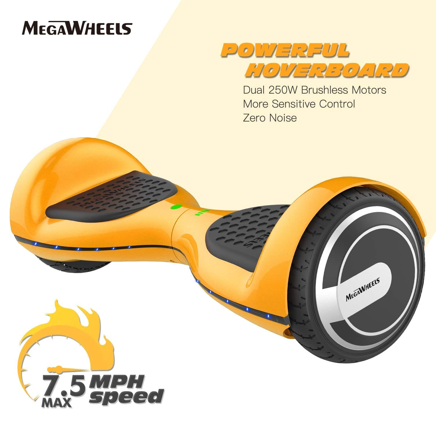 MEGAWHEELS Smart Hoverboard
